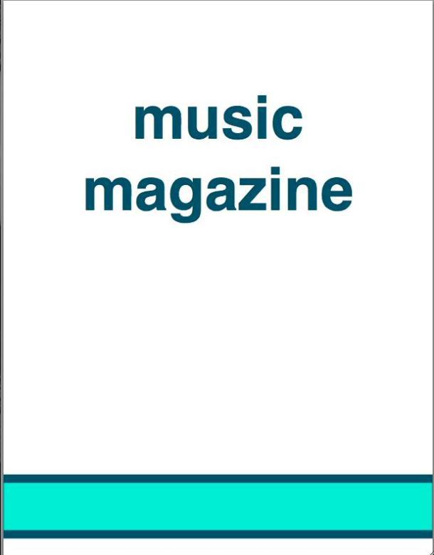 music mag