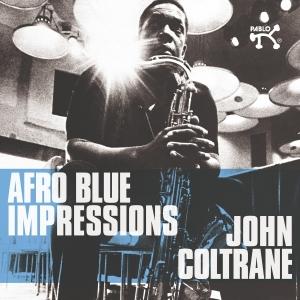 john coltrane afro blue
