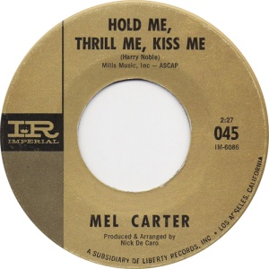 hold me thrill me kiss me lyrics: