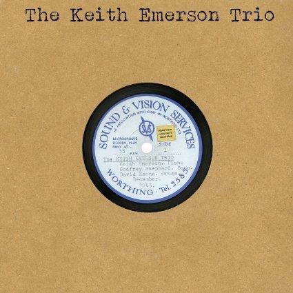 keith emerson trio