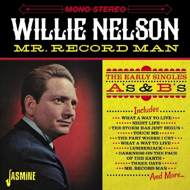 mr record man