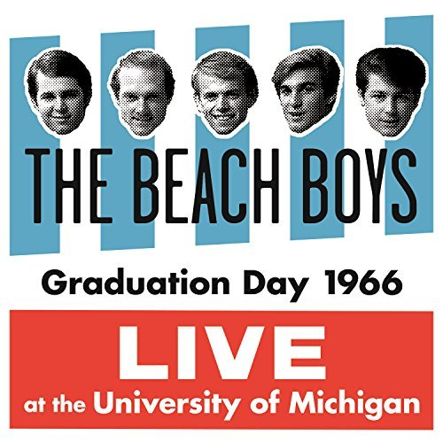 The Beach Boys Graduation Day 1966 Live At University Of Michigan Capitol Records Recoup