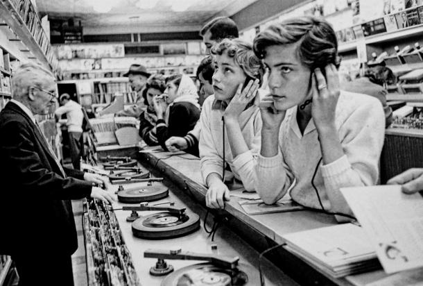 record-store