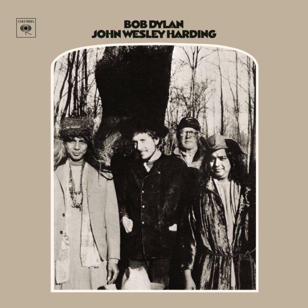 Dylan John Wesley Harding